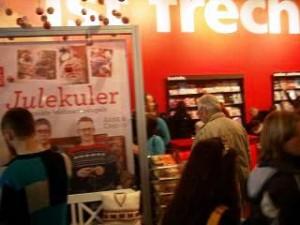 Frankfurt Buchmesse Treff mit Arne&Carlos