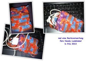 Handy-Ladekabel-Tasche